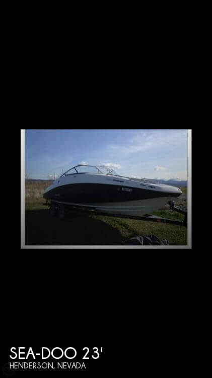 2008 SEA DOO PWC 230 CHALLENGER SE for sale