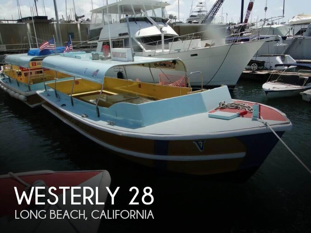 1975 Westerly 28 - Photo #1