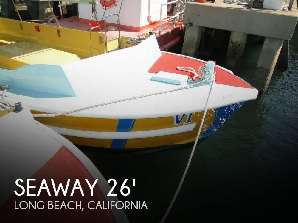 Used Power boats For Sale in Oxnard, California by owner | 1975 Westerly 26