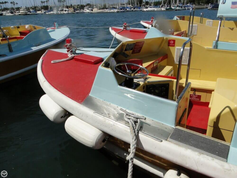 1975 Seaway boat for sale, model of the boat is Boats Company Custom 26' Water Taxi & Image # 7 of 40