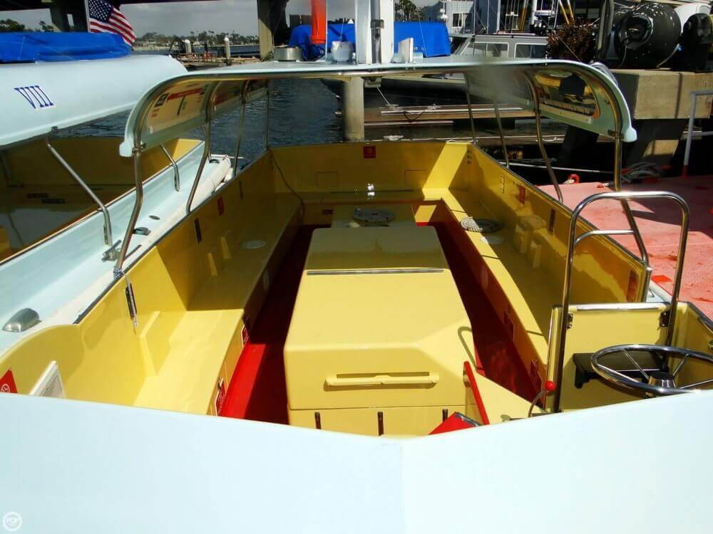 1975 Seaway boat for sale, model of the boat is Boats Company Custom 26' Water Taxi & Image # 15 of 40