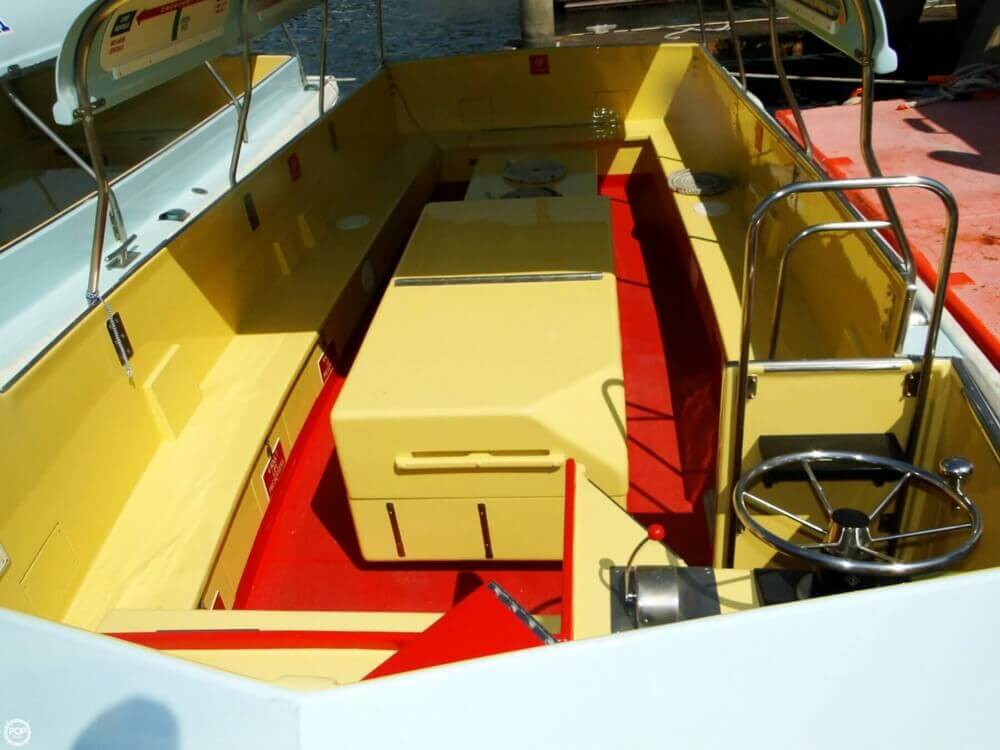 1975 Seaway boat for sale, model of the boat is Boats Company Custom 26' Water Taxi & Image # 16 of 40