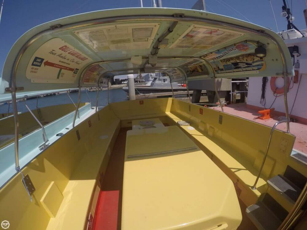 1975 Seaway boat for sale, model of the boat is Boats Company Custom 26' Water Taxi & Image # 17 of 40