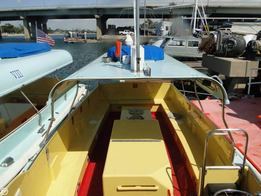 1975 Seaway boat for sale, model of the boat is Boats Company Custom 26' Water Taxi & Image # 30 of 40