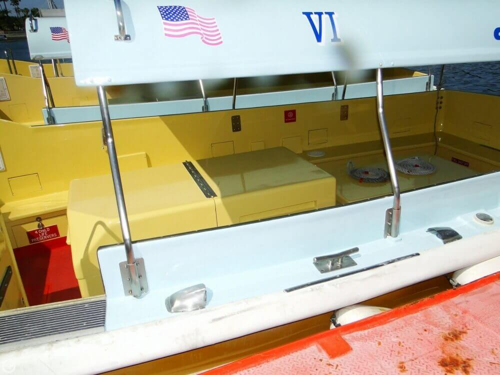 1975 Seaway boat for sale, model of the boat is Boats Company Custom 26' Water Taxi & Image # 32 of 40