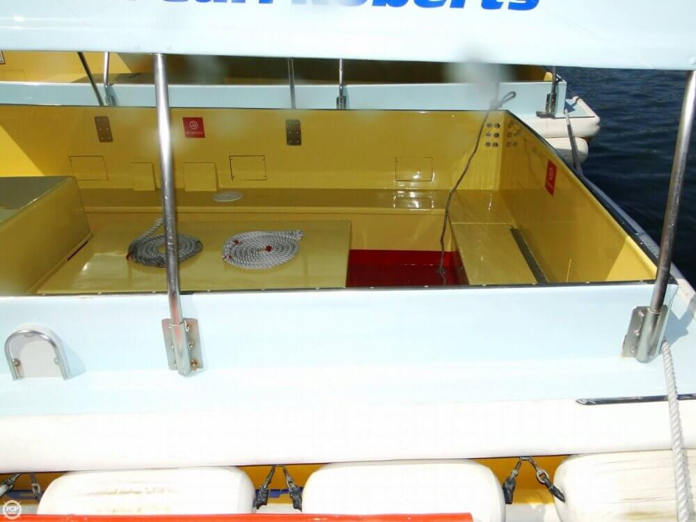 1975 Seaway boat for sale, model of the boat is Boats Company Custom 26' Water Taxi & Image # 33 of 40