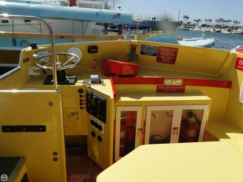 1975 Seaway boat for sale, model of the boat is Boats Company Custom 26' Water Taxi & Image # 34 of 40