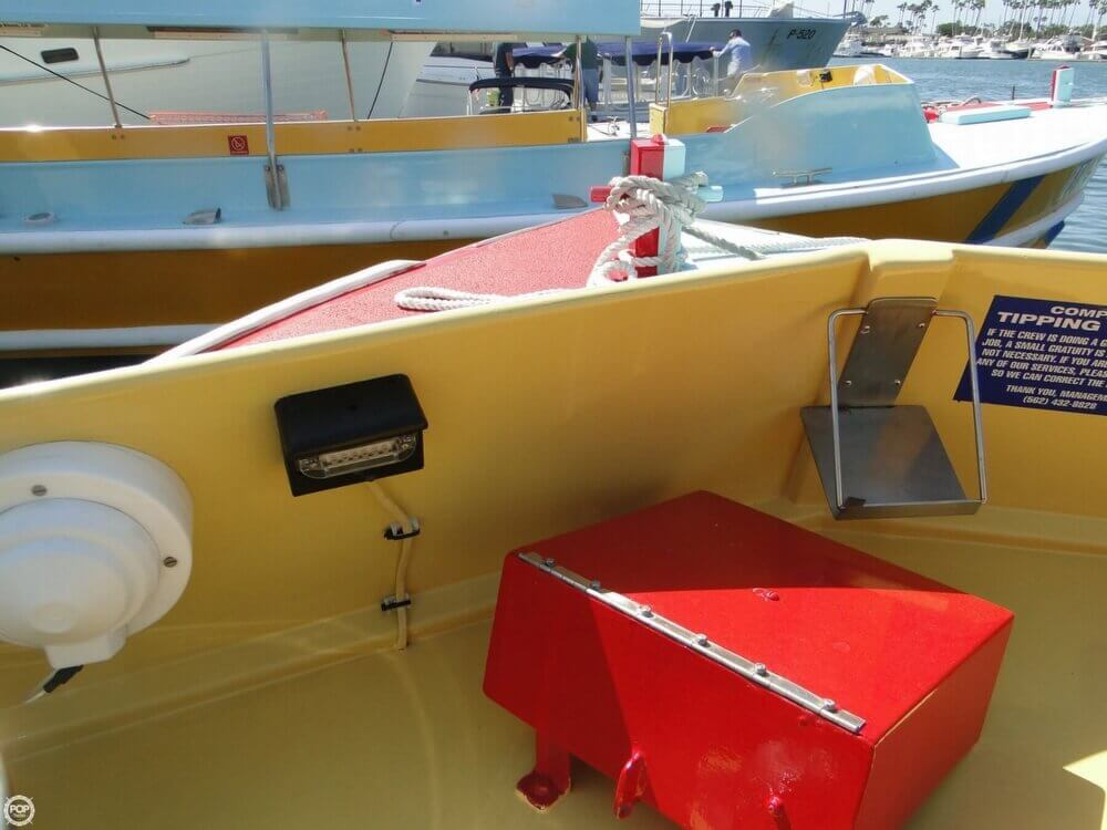 1975 Seaway boat for sale, model of the boat is Boats Company Custom 26' Water Taxi & Image # 35 of 40