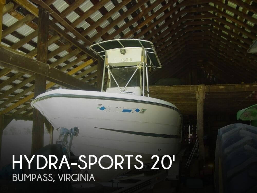 2000 HYDRA SPORTS 2000 VECTOR for sale