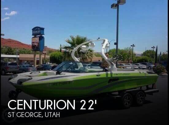 2014 Centurion FX 22 Enzo - Photo #1