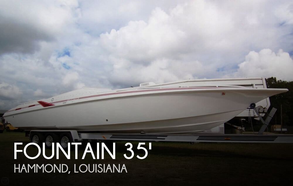 fountain new and used boats for sale in louisiana