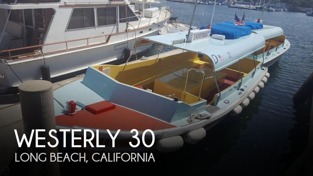 1988 Westerly 30