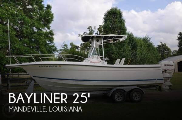 1996 Bayliner 25 - Photo #1