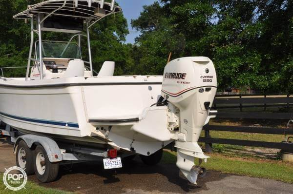 1996 Bayliner 25 - Photo #3