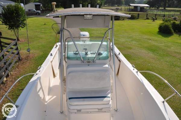 1996 Bayliner 25 - Photo #11