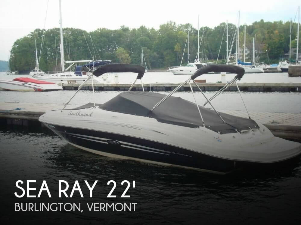 2008 Sea Ray 24 - Photo #1