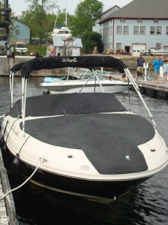 2008 Sea Ray 24 - Photo #3