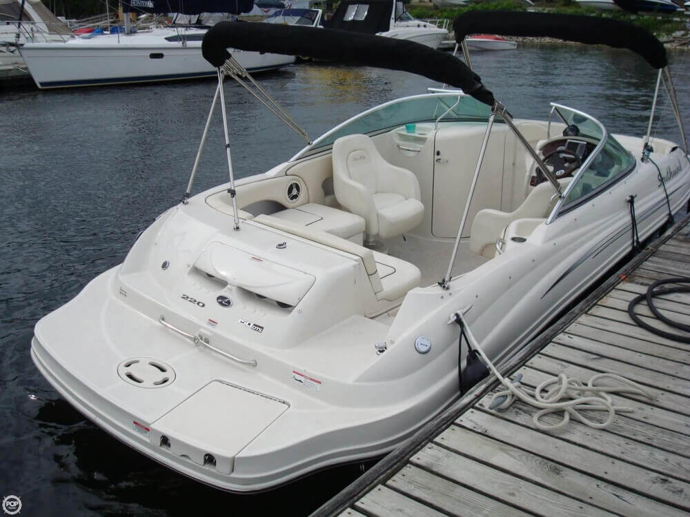 2008 Sea Ray 24 - Photo #10
