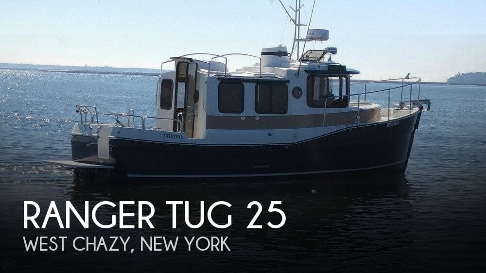 Used Boats For Sale in Burlington, Vermont by owner | 2009 Ranger Tug 25