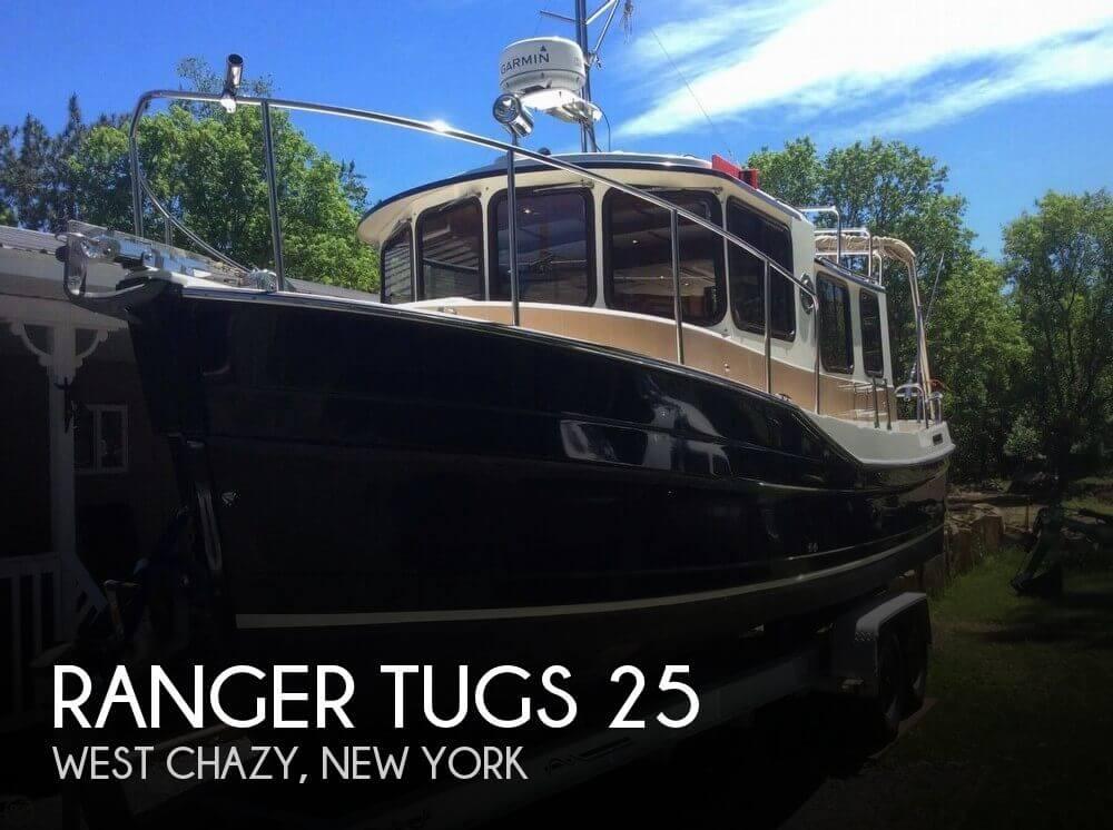 2009 RANGER TUGS 25 for sale