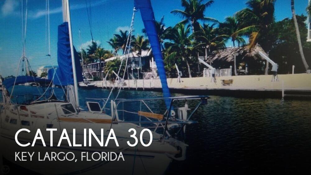 1986 Catalina 30 - Photo #1