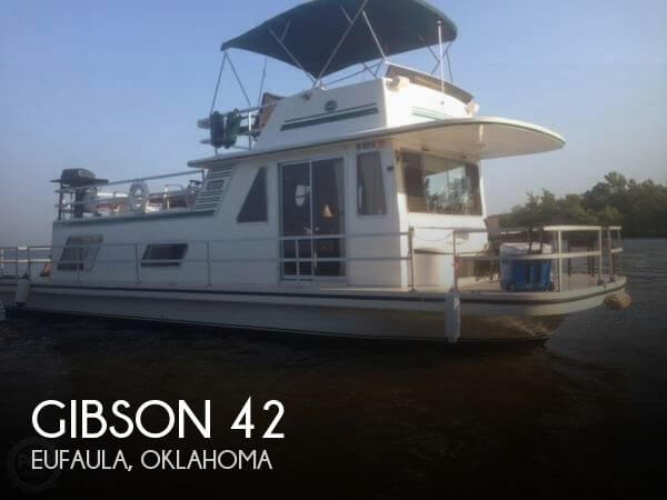 Used GIBSON Boats For Sale by owner | 1992 Gibson 42