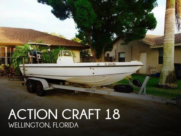 Used Action Craft Boats For Sale by owner | 2006 Action Craft 18
