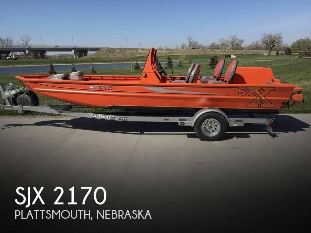 Used Boats For Sale in Lincoln, Nebraska by owner | 2015 SJX 21
