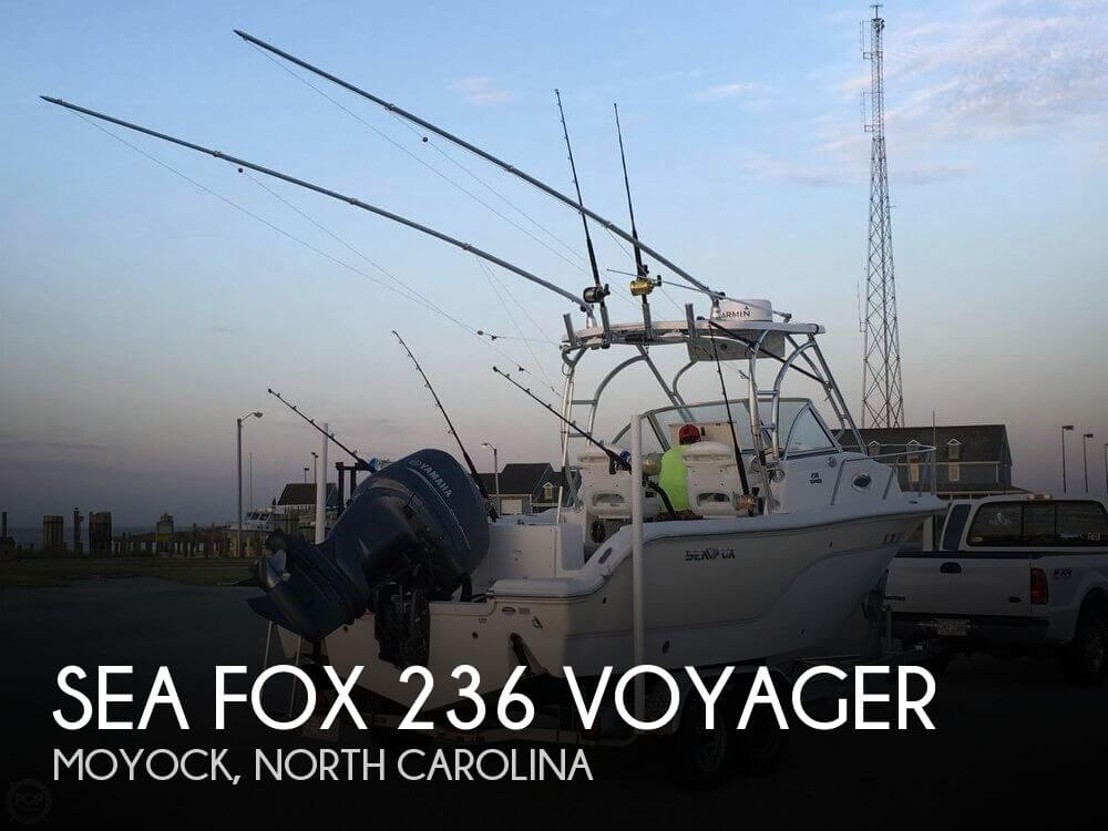 Used Ski Boats For Sale in North Carolina by owner | 2015 Sea Fox 23