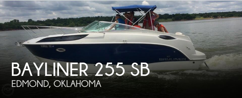 Used Boats For Sale in Oklahoma by owner | 2011 Bayliner 31
