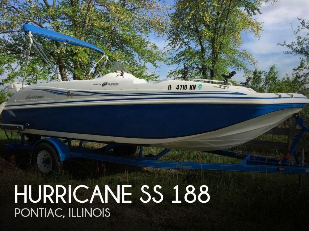 2012 Hurricane 18 - Photo #1