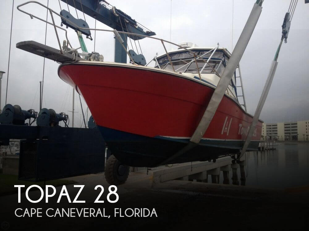 1984 Topaz 28 - Photo #1