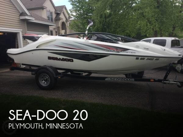 2009 Sea-Doo 20 - Photo #1