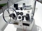 Clean Center Console Helm
