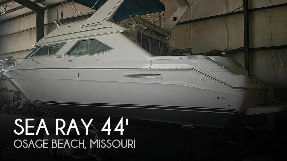 Used Sea Ray 44 Boats For Sale by owner | 1994 Sea Ray 44