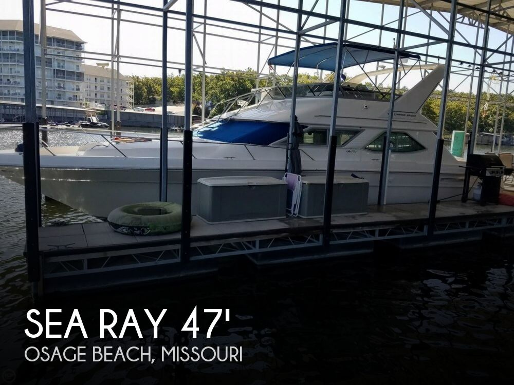 1994 SEA RAY 440 EXPRESS BRIDGE for sale