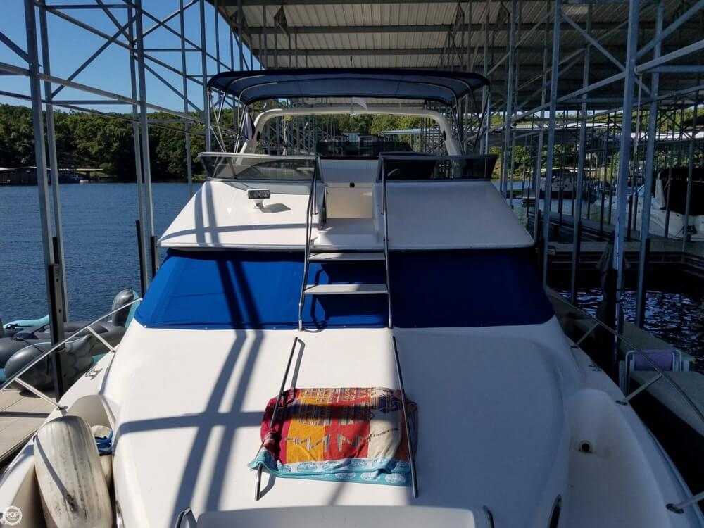 1994 Sea Ray boat for sale, model of the boat is 440 Express Bridge & Image # 2 of 40