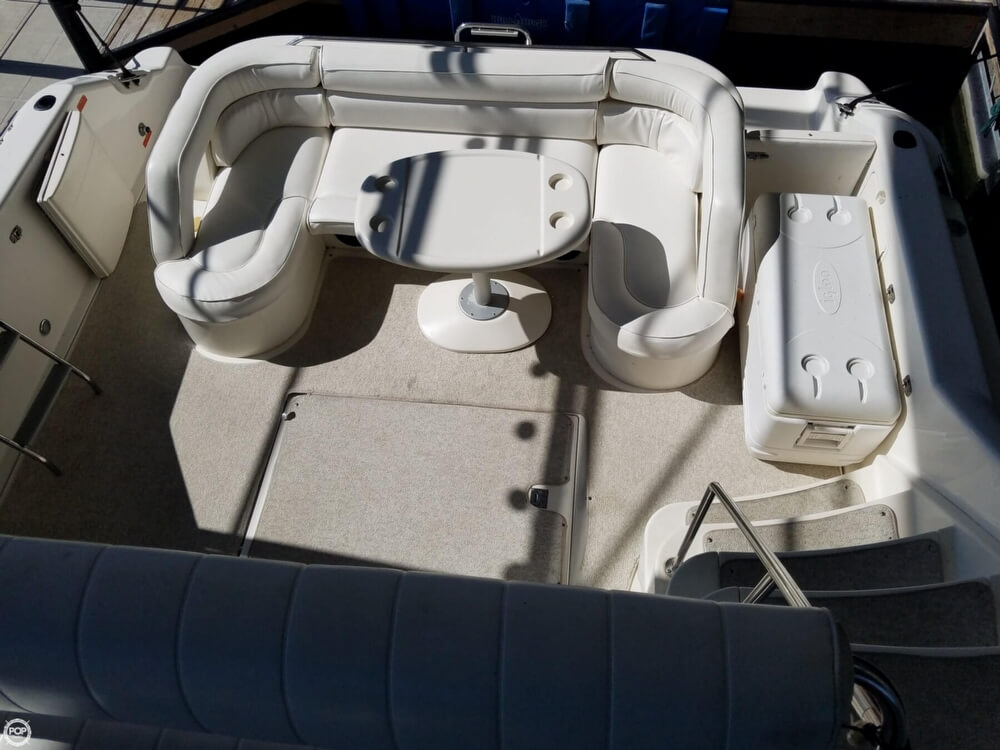 1994 Sea Ray boat for sale, model of the boat is 440 Express Bridge & Image # 6 of 40