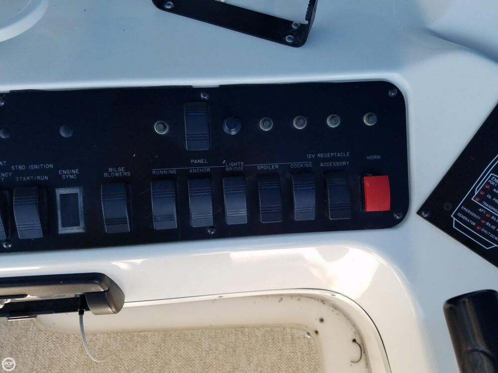 1994 Sea Ray boat for sale, model of the boat is 440 Express Bridge & Image # 36 of 40