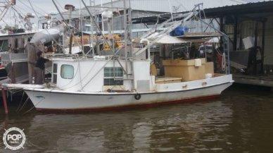 Skiff Craft 31 Shrimp Boat, 31', for sale - $50,000