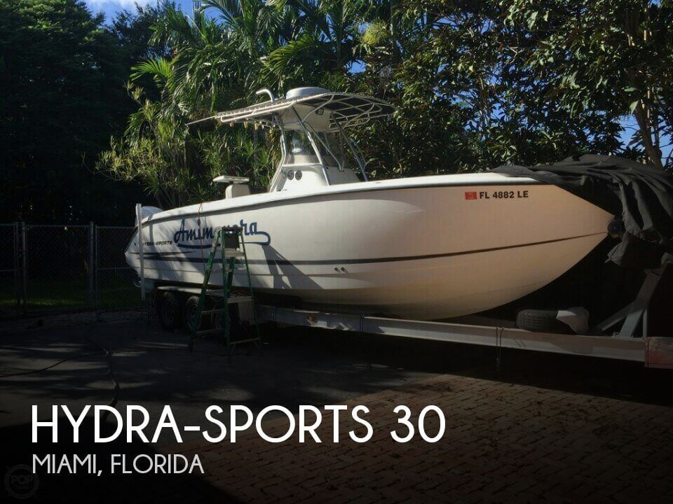 Used Hydra-Sports Boats For Sale by owner | 2000 Hydra-Sports 30
