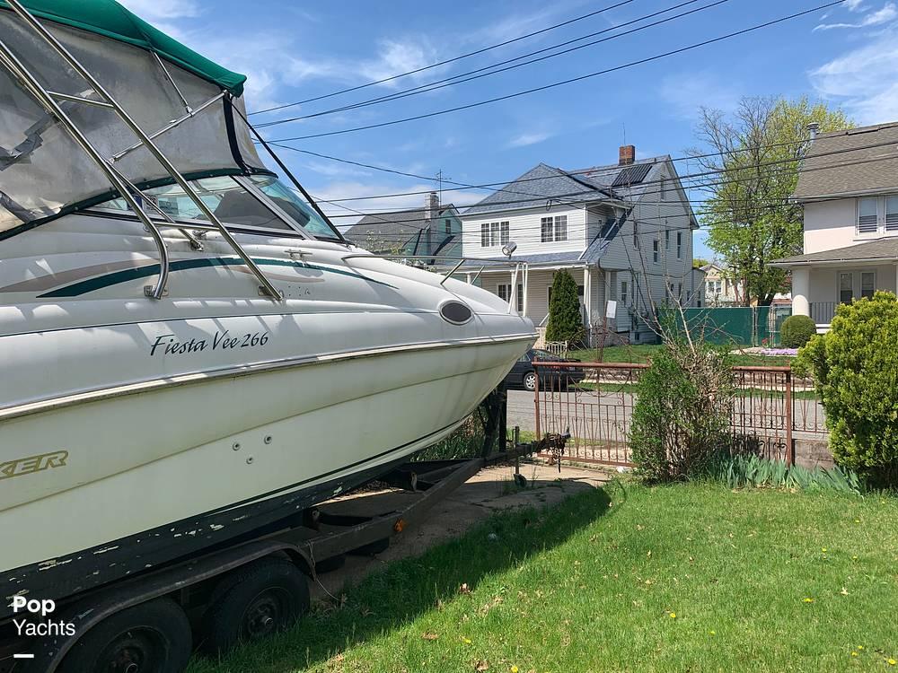 1997 Rinker boat for sale, model of the boat is FIESTA VEE 266 & Image # 3 of 40