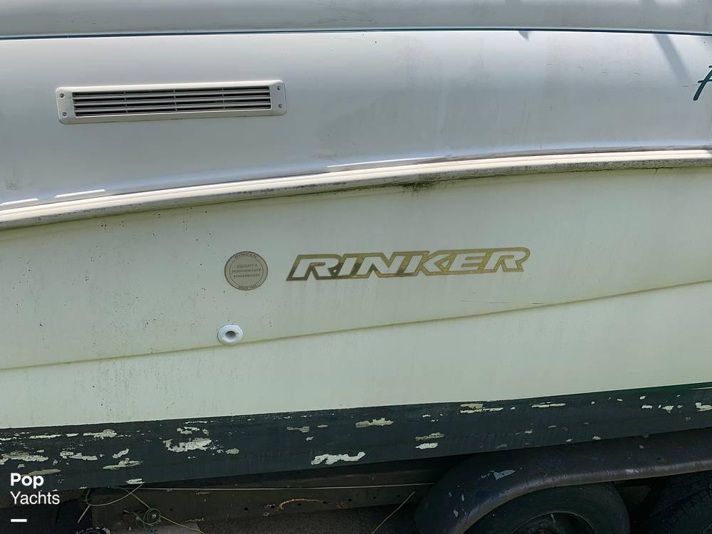 1997 Rinker boat for sale, model of the boat is FIESTA VEE 266 & Image # 8 of 40