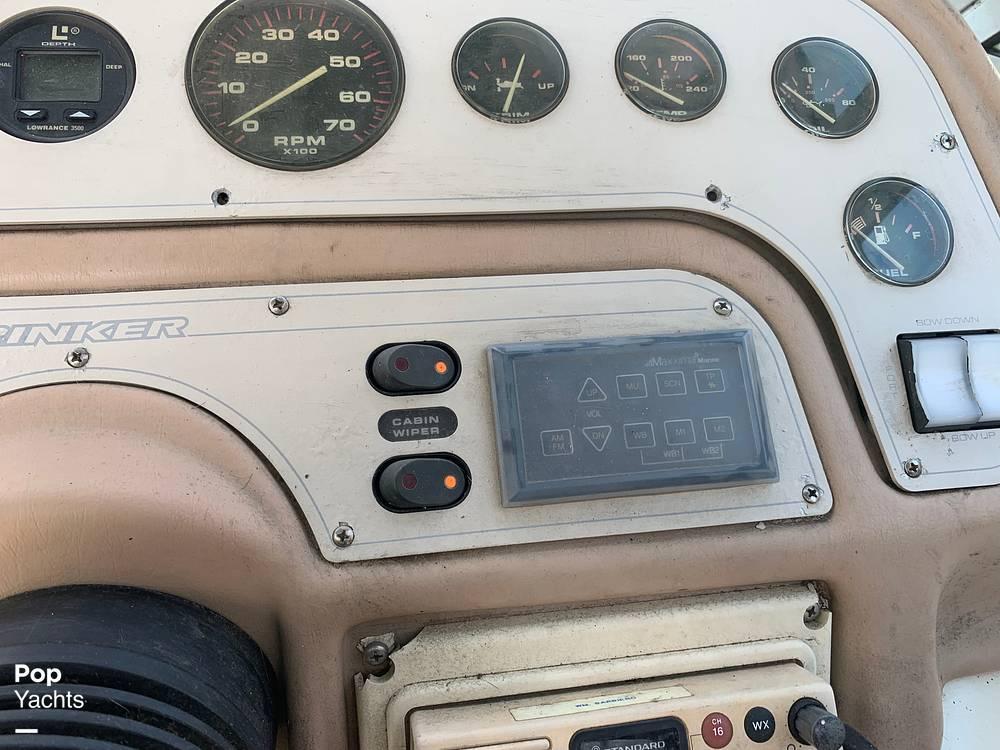 1997 Rinker boat for sale, model of the boat is FIESTA VEE 266 & Image # 38 of 40