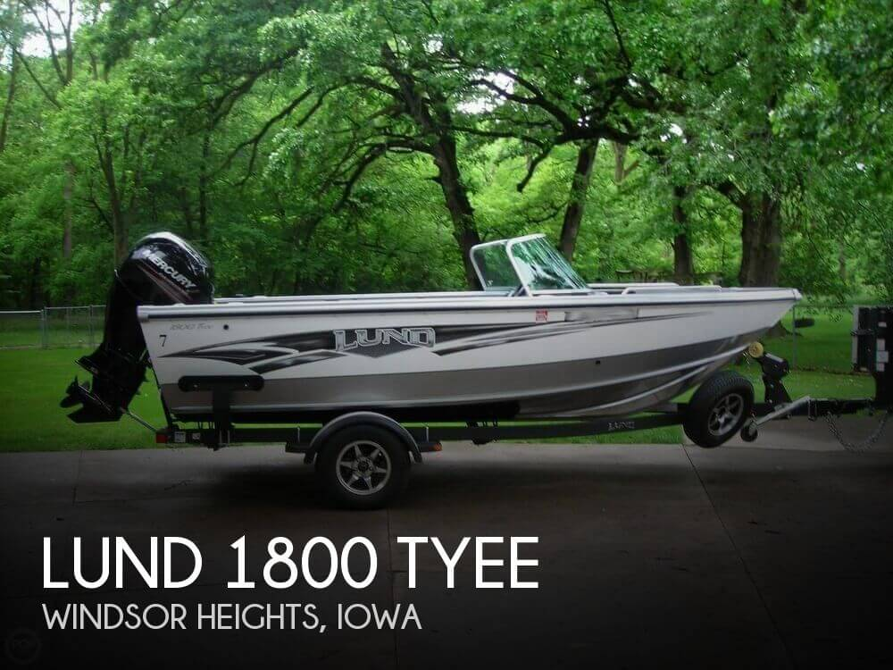 2014 LUND 1800 TYEE for sale