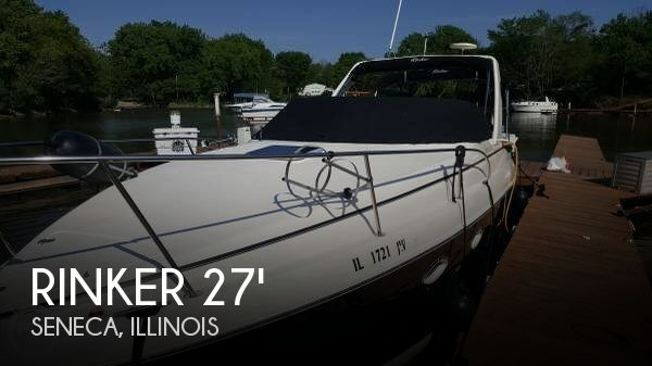 Used Rinker Boats For Sale in Illinois by owner | 2005 Rinker 27