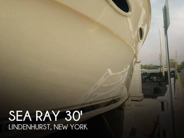 1987 Sea Ray 300 Sundancer - Photo #1