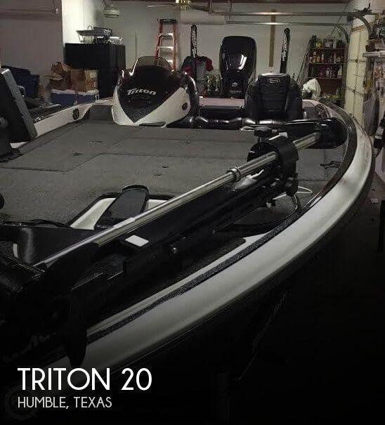 2010 Triton 20 - Photo #1