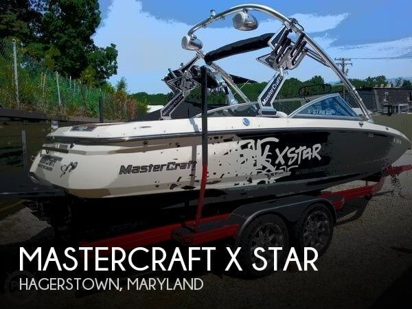 Used Ski Boats For Sale in Maryland by owner | 2007 Mastercraft 22