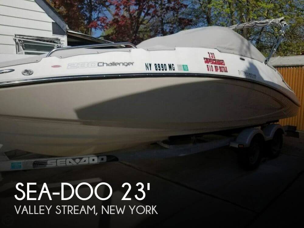 Used Ski Boats For Sale in New York by owner | 2009 Sea-Doo 23